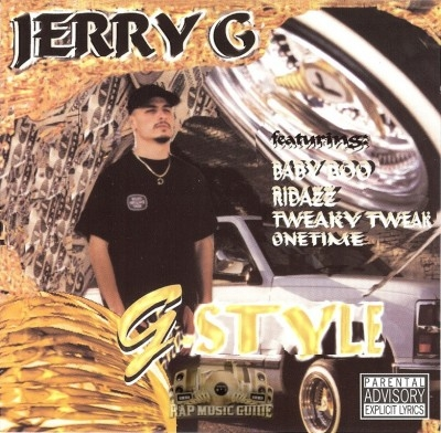 Jerry G - G-Style
