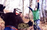 Mad Squirrel - Bear With Me: Forest Fire Collective