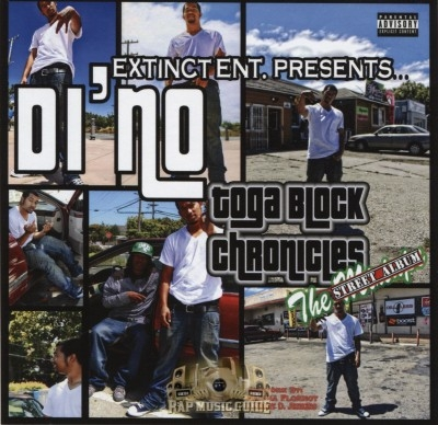 Di'No - Toga Block Chronicles: The Street Album
