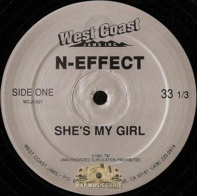 N-Effect - She's My Girl