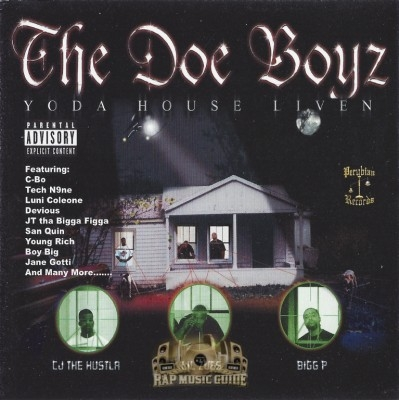 The Doe Boyz - Yoda House Liven