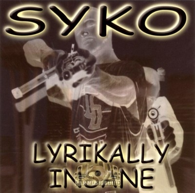 Syko - Lyrikally Isane