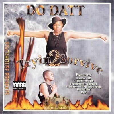 Do Datt - Tryin 2 Survive