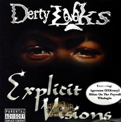 Derty Looks - Explicit Visions