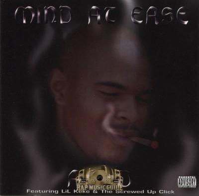 Al-D - Mind At Ease
