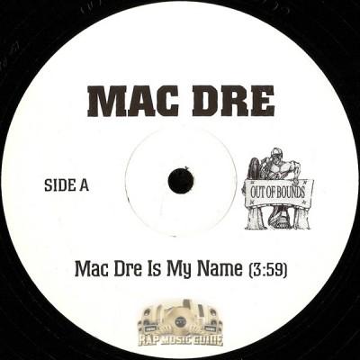 Mac Dre - Mac Dre Is My Name