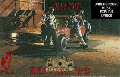 Rude - Restricted
