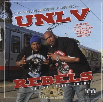 UNLV - Rebels Of The Street Corner