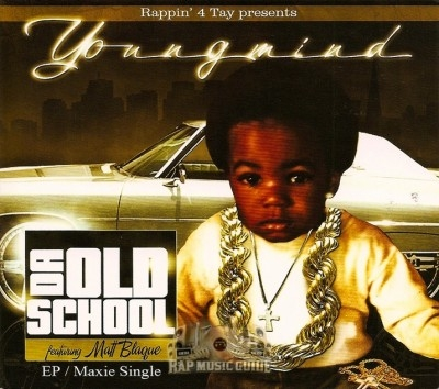 Youngmind - Da Old School EP