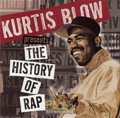 Kurtis Blow Presents - The History Of Rap Vol. 3