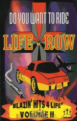 Life Row - Do You Want To Ride