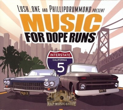 Lush_One And PhillipDrummond Present - Music For Dope Runs