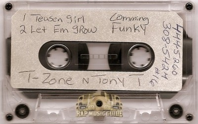 T-Zone N Tony T - Comming Funky
