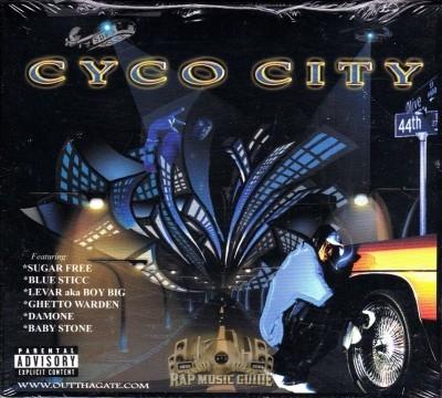Cyco City - Cyco City
