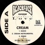 Blackface - Cream