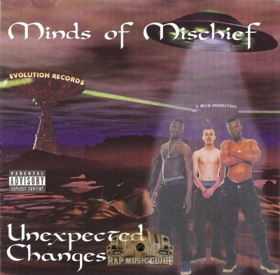 Minds Of Mischief - Unexpected Changes
