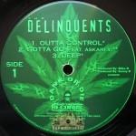 Delinquents - Outta Controll EP