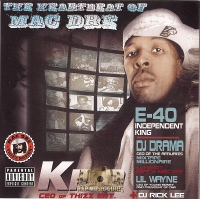 Kilo Curt - The Heartbeat Of Mac Dre