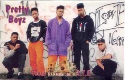 Pretty Boyz - Tenta B And The R.T.P.