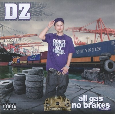 DZ - All Gas No Brakes