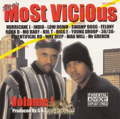 209's Most Vicious - Volume 1