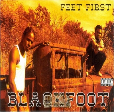 Blackfoot - Feet First
