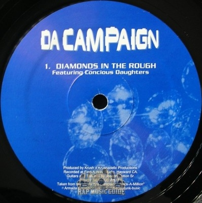 Da Campaign - Diamonds In The Rough