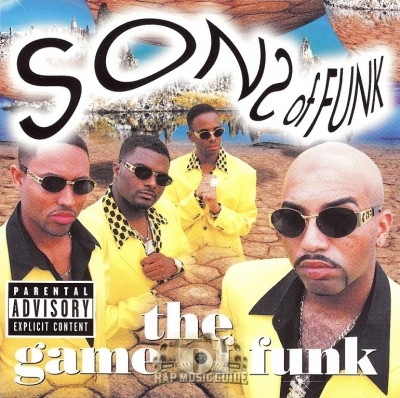 Sons Of Funk - The Game Of Funk