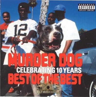 Murder Dog Magazine - Celebrating 10 Years Best Of The Best