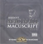 Mac Mall - Macuscript Vol. 3