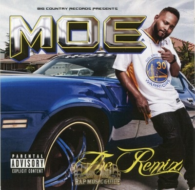 Moe - The Remix