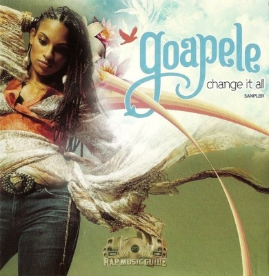Goapele - Change It All (Sampler)