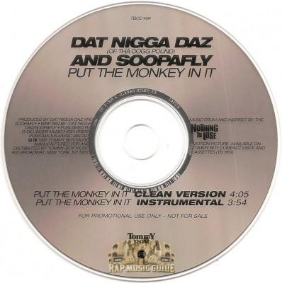 Daz Dillinger - Put The Monkey In It