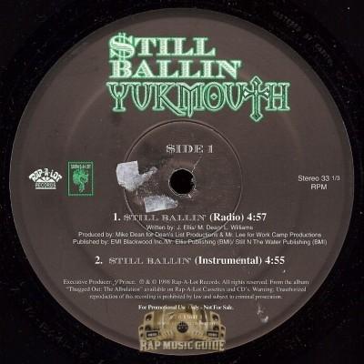 Yukmouth - Still Ballin'