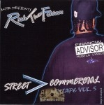 Rich The Factor - Street vs Commercial Mixtape Vol. 5