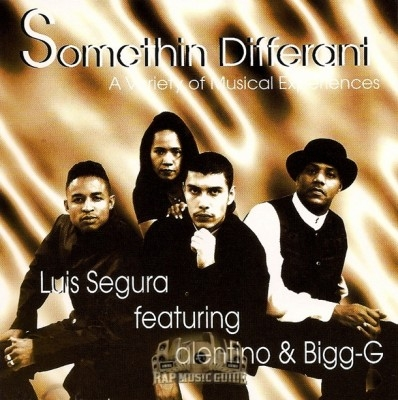 Luis Segura featuring Valentino & Bigg-G - Somethin Differant