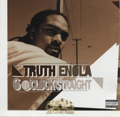 Truth Enola - 6 O'Clock Straight