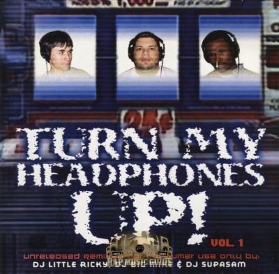 Various Artists - Turn My Headphones Up! Vol. 1