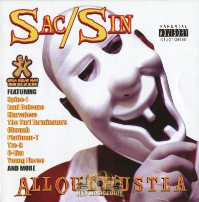 Sac Sin - All Out Hustla