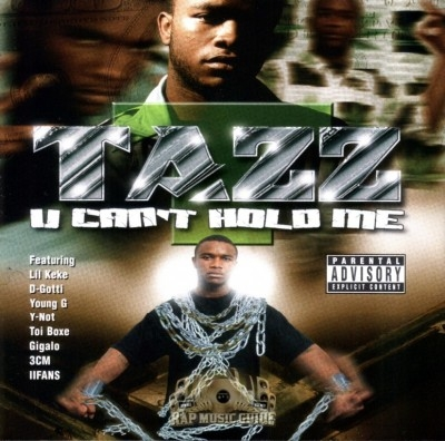 Tazz - U Can't Hold Me