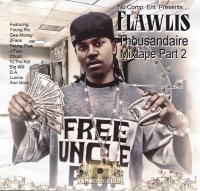 Flawlis - Thousandaire Mixtape Part 2