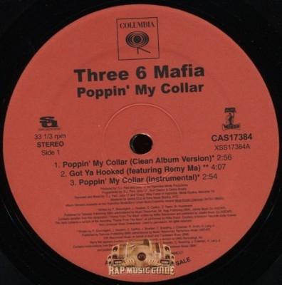 Three 6 Mafia - Poppin My Collar
