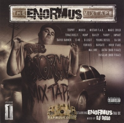 Enormus - The Enormus Mixtape Vol. 1
