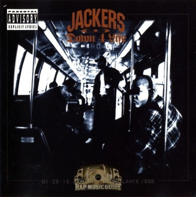 Jackers - Down 4 Life