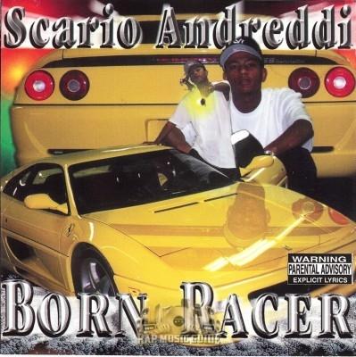 Scario Andreddi - Born Racer
