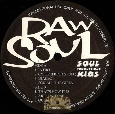 Raw Soul - Raw Soul