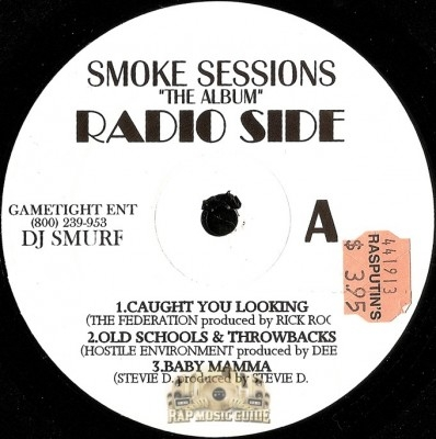 Smoke Sessions - The Album EP
