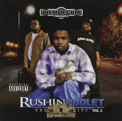 Rushin Roolet - Greatest Hits Vol. 1