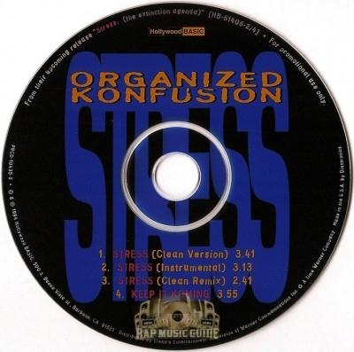 Organized Konfusion - Stress