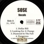 Sose - From Strugglin 2 Bubblin EP